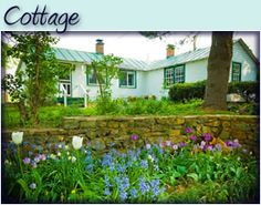 The cottage at Briar Patch Bed & Breakfast in Middleburg.
