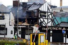 Fire, Punch and Judy pub N/D