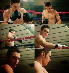 Young James Franco