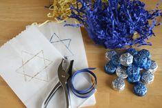 Hanukkah Treat Bags by BabyCenter