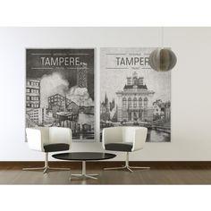 Akustiikkatuotteet - Metropolis akustiikkataulut | art4u Helsinki, Barcelona, Dining Table, Walls, Furniture, Home Decor, Room Decor, Dinning Table Set, Wands