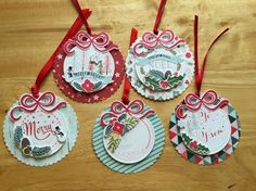 PTI Tinsel & Tags by Marianne