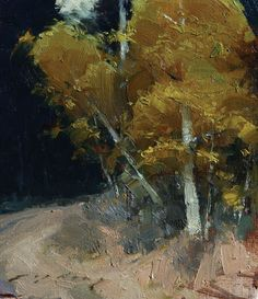 Jeremy Lipking b. 1975. Peintre américain