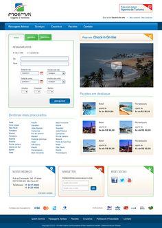 e-commerce agência de viagens