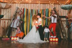 circus theme family portrait - Google Search