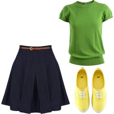 Spring Fling, created by spanwayhits on Polyvore