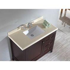 """Three Posts Juliette 42"""" Single Bathroom Vanity Set"""