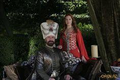Hurrem Ve Sultan Sulejman - muhtesem-yuzyil-magnificent-century Photo