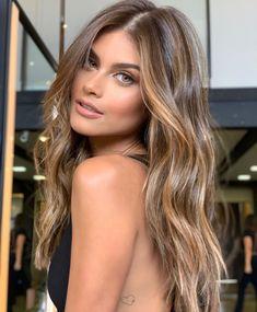 Brown Hair Balayage, Brown Blonde Hair, Beauty Skin, Hair Beauty, Hair Color Auburn, Ombré Hair, Hair Hacks, Hair Tips, Cut And Color