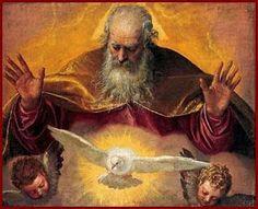 α JESUS NUESTRO SALVADOR Ω: El Espíritu Santo mora en nosotros para facultarno...