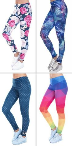 FREE SHIPPING - Freshiana Leggings Are On Sale Just In Time!