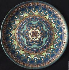 Купить Тарелка декоративная Аrrow of Love - тарелка сувенирная, тарелка на стену, оригинальный подарок