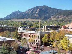 I miss you Boulder!