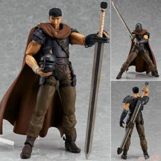 MAX-Factory-Figma-187-Berserk-Guts-Band-of-the-Hawk-ver-Action-Figure