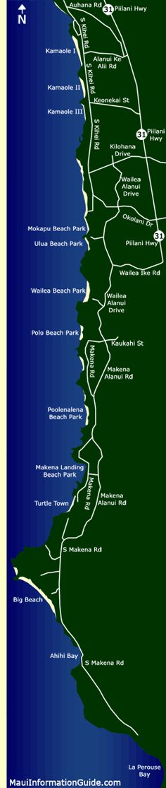 Places to snorkel in Maui