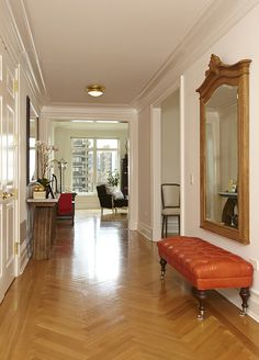 StreetEasy: 15 Central Park West #14K - Condo Apartment Sale in Lincoln Square, Manhattan  Floors & moldings
