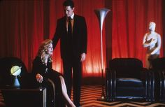 Twin Peaks: Fire Walk With Me. One of the most compelling films and series ever made.