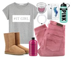 """""""{ Never, Always, Sometimes. }"""" by gabriell0emily ❤ liked on Polyvore featuring Nobody Denim, MANGO, UGG Australia, Victoria's Secret PINK, Urban Decay, Everest and philosophy"""