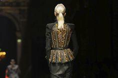 Balmain Ready To Wear Fall Winter 2014 Paris - NOWFASHION