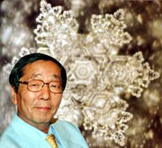 A Tribute to Dr. Masaru Emoto 1943-2014  We are made up of mostly water. Dr. Emoto's work proved that water crystals form beautifully when beautiful thoughts, feelings are shown to it. (Even if it had been exposed to harsh chemicals at first) and that if water was exposed to mean words, harsh sounds, etc. the water crystal would be distorted and deformed.