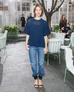 Sofia Coppola. See all the other celebs on the June party scene.