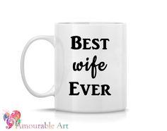 Coffee Mug, Ceramic Mug, Typography Mug, Motivational Mug, Unique Coffee Mug, 11oz or 15oz, Watercolor Art Print Mug Gift, Two-Sided Print by AmourableArt on Etsy