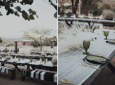 Intimate Joshua Tree Wedding