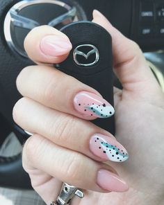 What Christmas manicure to choose for a festive mood - My Nails Cow Nails, Minimalist Nails, Hair Skin Nails, Nail Envy, Nail Manicure, Nails Inspiration, Beauty Nails, How To Do Nails, Pretty Nails
