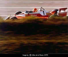 f1 Niki screams down the pit straight at Mosport-Image by © Allan de la Plante DTM