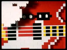 "Fell in Love with a Girl - Who can forget Michel Gondry's groundbreaking White Stripes' music video for ""Fell in Love With a Girl?"" Even more than 10 years later, this short film is still a stunning piece of brick art, and unique in that it uses the actual bricks themselves as the characters bodies, rather than using the more common method of filming the LEGO figures themselves."