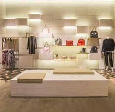 Stella McCartney opens in Shanghai on Huaihai Road its third mono-brand store in China