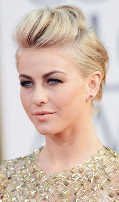 Faux Hawk Hairstyles - Edgy Bouffant