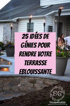 Exterior Design, Interior And Exterior, Pergola Decorations, Backyard, Patio, Small Gardens, Amazing Gardens, Garden Design, Home And Garden