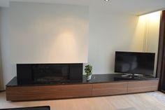 #tv furniture #modern #walnut #veneer #blackmarble