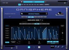 Spectrasonics - Omnisphere. Saving the moneys and it's mine. The Goddess of all beautiful, modern sounds.