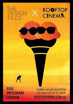 Very HOT indeed! - Rooftop Cinemas @ the design files