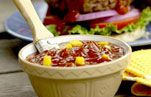 Enjoy our delicious Mango Tango BBQ Sauce, especially created for SC Johnson by chefs <a href=
