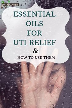 Holistic Health Remedies Relieve the symptoms of UTI's with essential oils and castor oil packs. Home Remedies For Uti, Uti Remedies, Holistic Remedies, Herbal Remedies, Health Remedies, Essential Oils For Uti, Essential Oil Uses, Young Living Essential Oils, Herbs