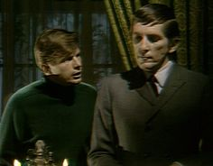 Willie Loomis became a manservant for Barnabas Collins after freeing him from the coffin.