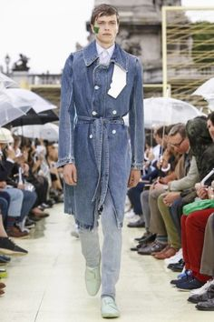 Paris Menswear S/S 2015  Kenzo