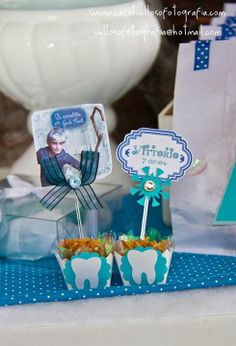 Jack Frost and the Rise of the Guardians party