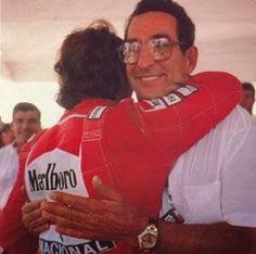 Ayrton Senna Magic Immortal: Ayrton Senna - biografía