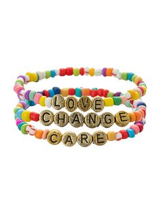 Cute Jewelry, Boho Jewelry, Jewelry Design, Stretch Bracelets, Beaded Bracelets, Word Bracelets, Bracelet Set, Bracelet Making, Baubles And Beads