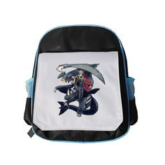 pokemon cynthia and garchomp bagpack - pokemon go kid's schoolbag