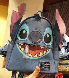 Lilo Stitch, Lelo And Stitch, Cute Stitch, Disney Diy, Disney Love, Backpack Purse, Stitch Backpack, Stich Disney, Disney Purse