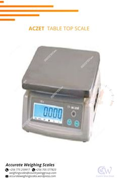 Accurate Weighing Scales bench scales that are versatile and accurate which ensures that our diverse customers can find a suitable unit to meet the growing needs of their business. For inquiries on deliveries contact us Office +256 (0) 705 577 823, +256 (0) 775 259 917 Address: Wandegeya KCCA Market South Wing, 2nd Floor Room SSF 036 Email: weighingscales@countrywinggroup.com Stainless Steel Table Top, Us Office, Weighing Scale, 2nd Floor, Uganda, Bench, Meet, The Unit, Delivery