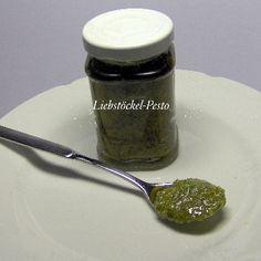 Liebstöckel-Pesto Rezept | Küchengötter