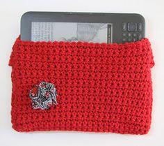 Crochet Kindle Case Tutorial