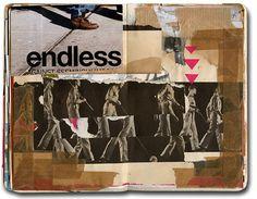 endless / moleskine by Shigeo Sato, via Flickr