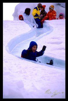 Hokaido Snow Festival by Shenanigans in Japan, via Flickr